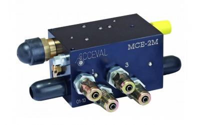 MCE-2M - Lift axle control valve