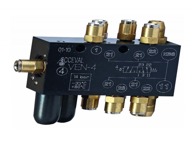 VEN - 4 Lift Axle Control Valve