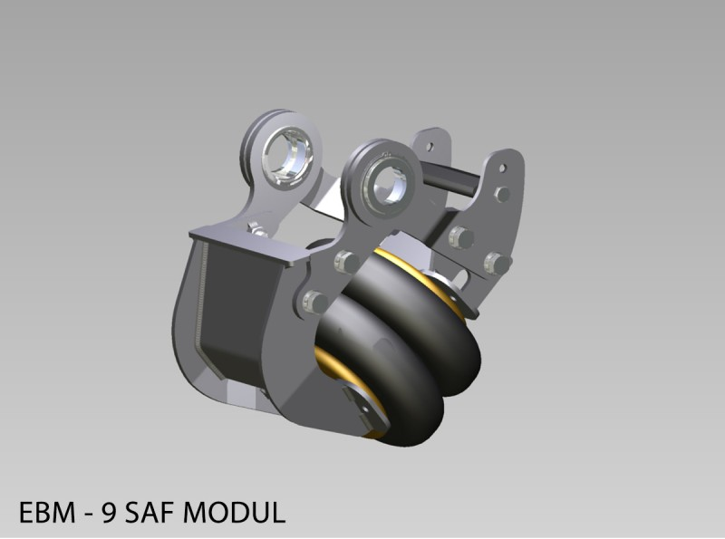 EBM - 9 SAF MODUL Series