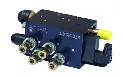 MCE-3M - Lift axle control valve